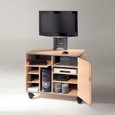 LCD Stand - IR Cabinet