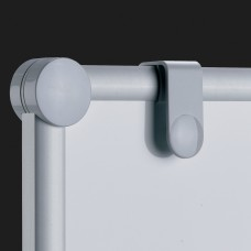 Multi-board Flipchart Clamp
