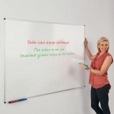 WriteOn Dual Faced Whiteboard