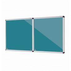 Shield Design Resist-a-Flame Corridor Tamperproof Noticeboard