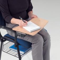 Jane Meeting Room Chair - Writing Tablet