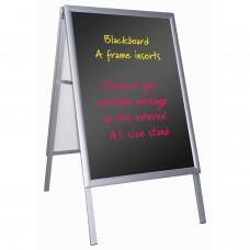 BusyGrip blackboard A frame - A1
