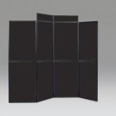 BusyFold Light XL Kit - 10 Panel - 2200 x 2800mm (HxW) - Grey Frame - Apple