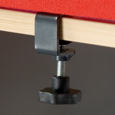 Busyscreen desk clamps