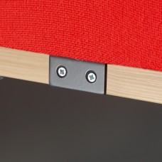 Busyscreen desk brackets