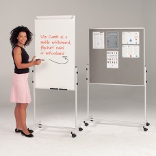 Combi mobile noticeboard