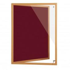 Eco-friendly tamperproof noticeboard