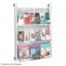 Crest Wall Mounted Leaflet Dispenser