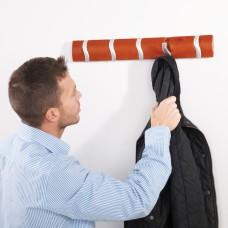 Wood coat hooks
