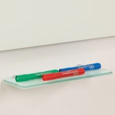 WriteOn glass Whiteboard pen tray