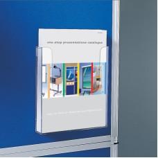 Display System Leaflet Holder