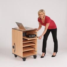 Secure MM90 Multi-media Projector Cabinet