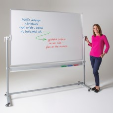 WriteOn Revolving Whiteboard Magnetic