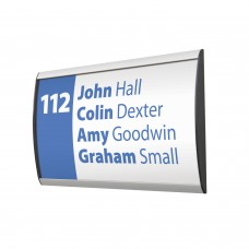 ShowPoint wall sign system - 162mm