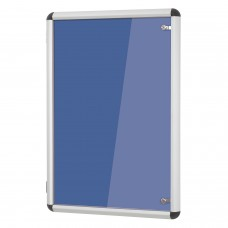 Shield Design Tamperproof Noticeboard
