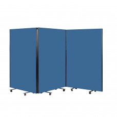 BusyScreen Triple Safety Partition - Loop Nylon