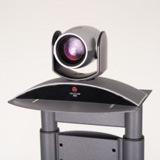 Mitre Video conferencing camera shelf