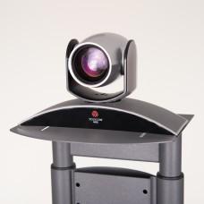 Mitre Video conferencing camera shelf