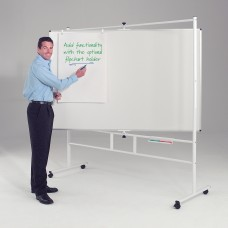 WriteAngle Revolving Whiteboard Laminate
